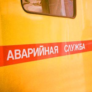Аварийные службы Красноборска