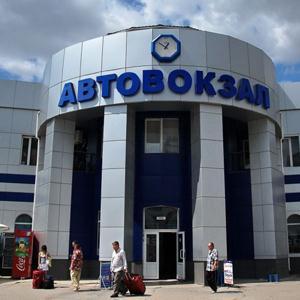 Автовокзалы Красноборска