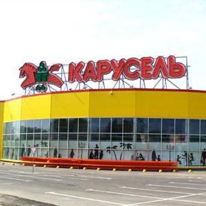 Гипермаркеты Красноборска