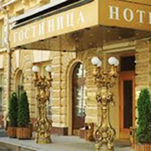 Гостиницы Красноборска