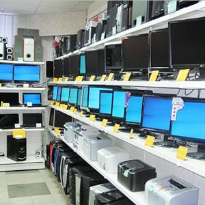 Компьютерные магазины Красноборска
