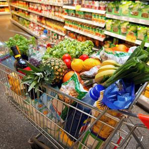 Магазины продуктов Красноборска