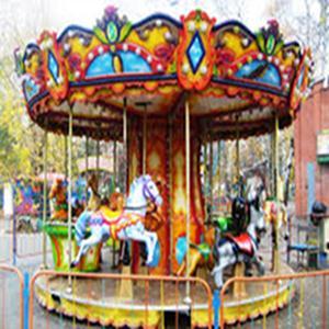 Парки культуры и отдыха Красноборска