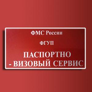 Паспортно-визовые службы Красноборска