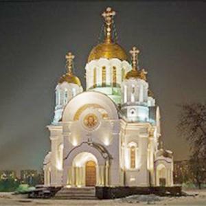 Религиозные учреждения Красноборска