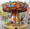 Парки культуры и отдыха в Красноборске