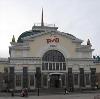 Железнодорожные вокзалы в Красноборске