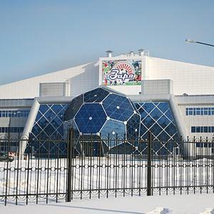 Спортивные комплексы Красноборска