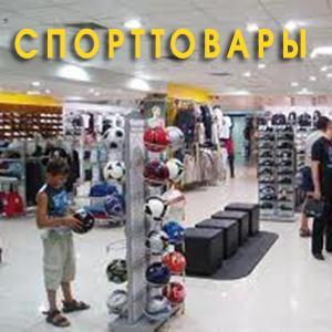 Спортивные магазины Красноборска