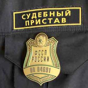 Судебные приставы Красноборска